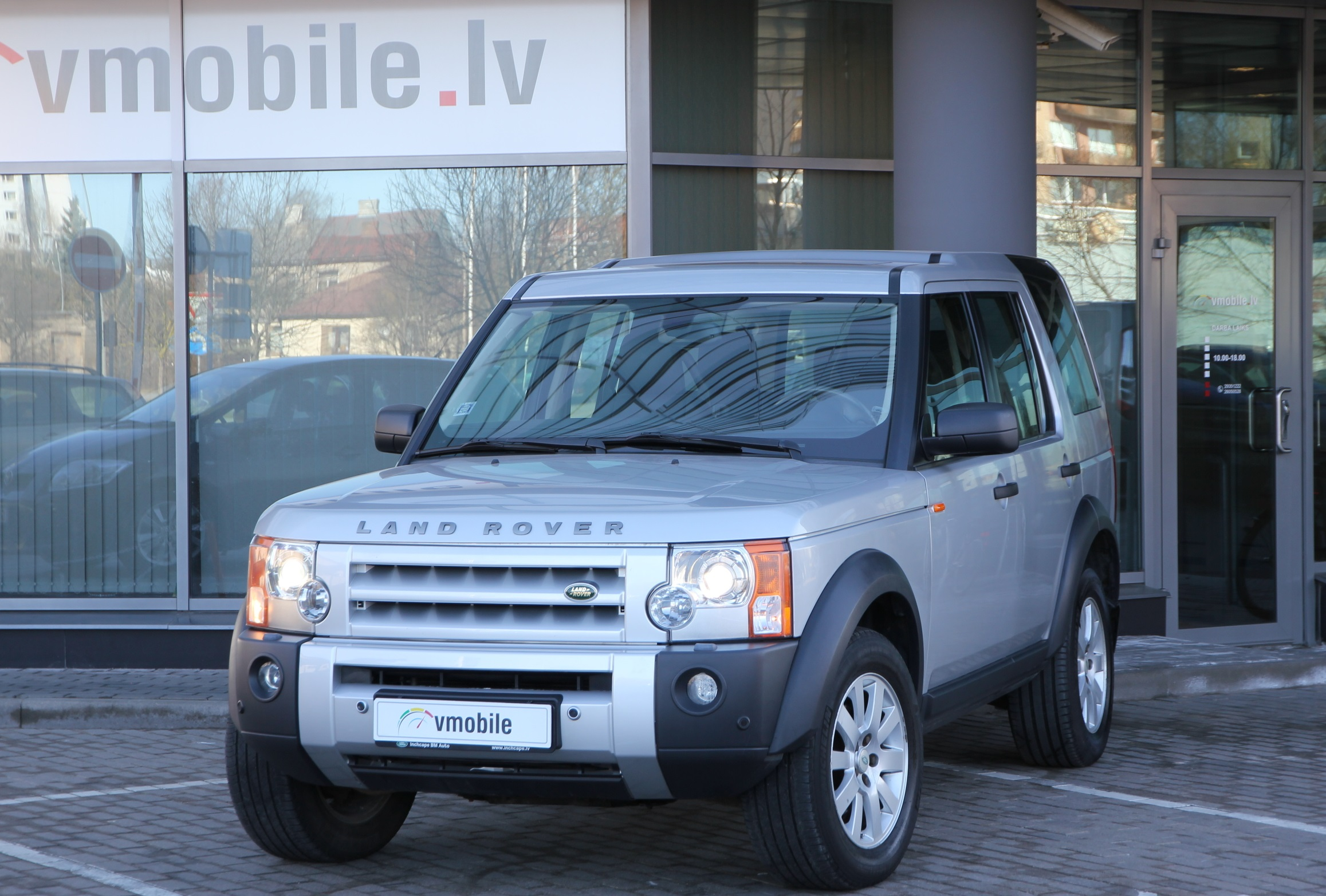LANDROVER DISCOVERY 2.7d