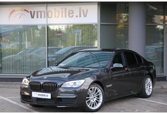Bmw 740d M Package xDrive