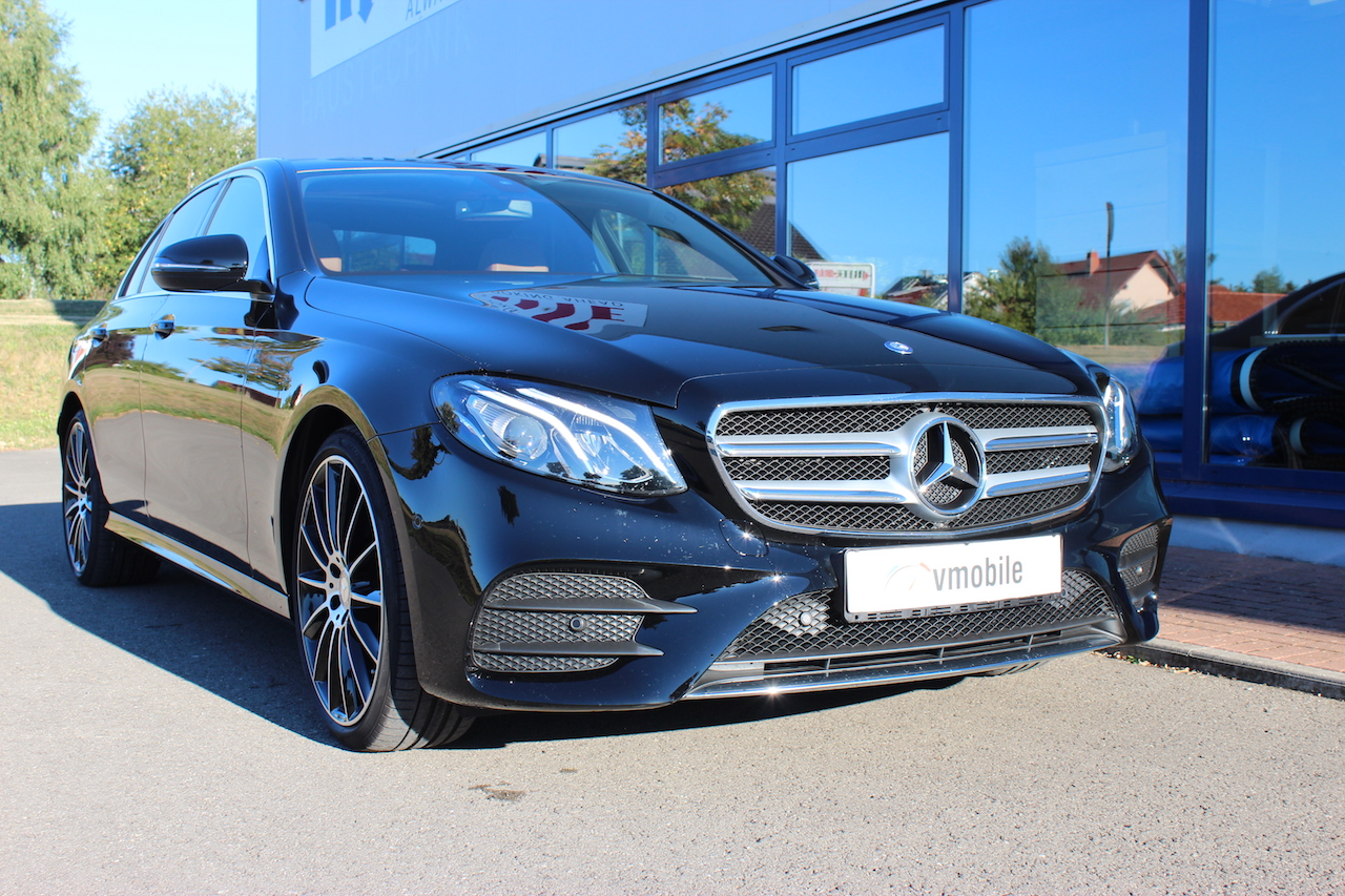 MB E class AMG PACKAGE