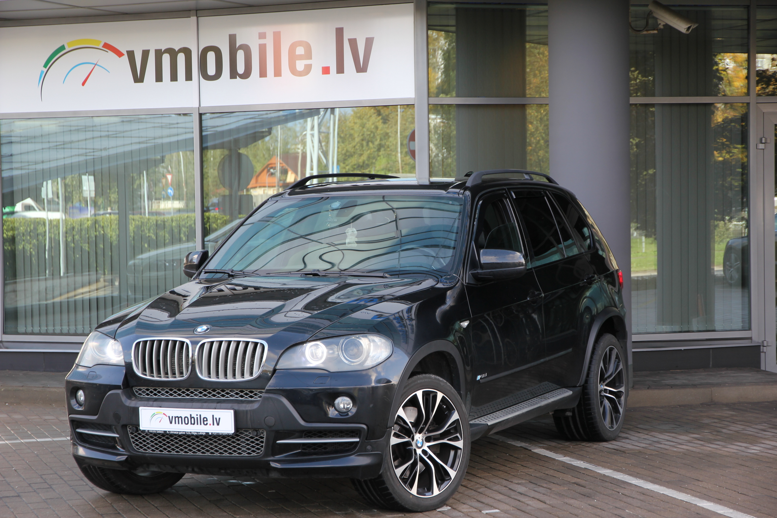 BMW X5 4.8 PETROL GAS 355HP