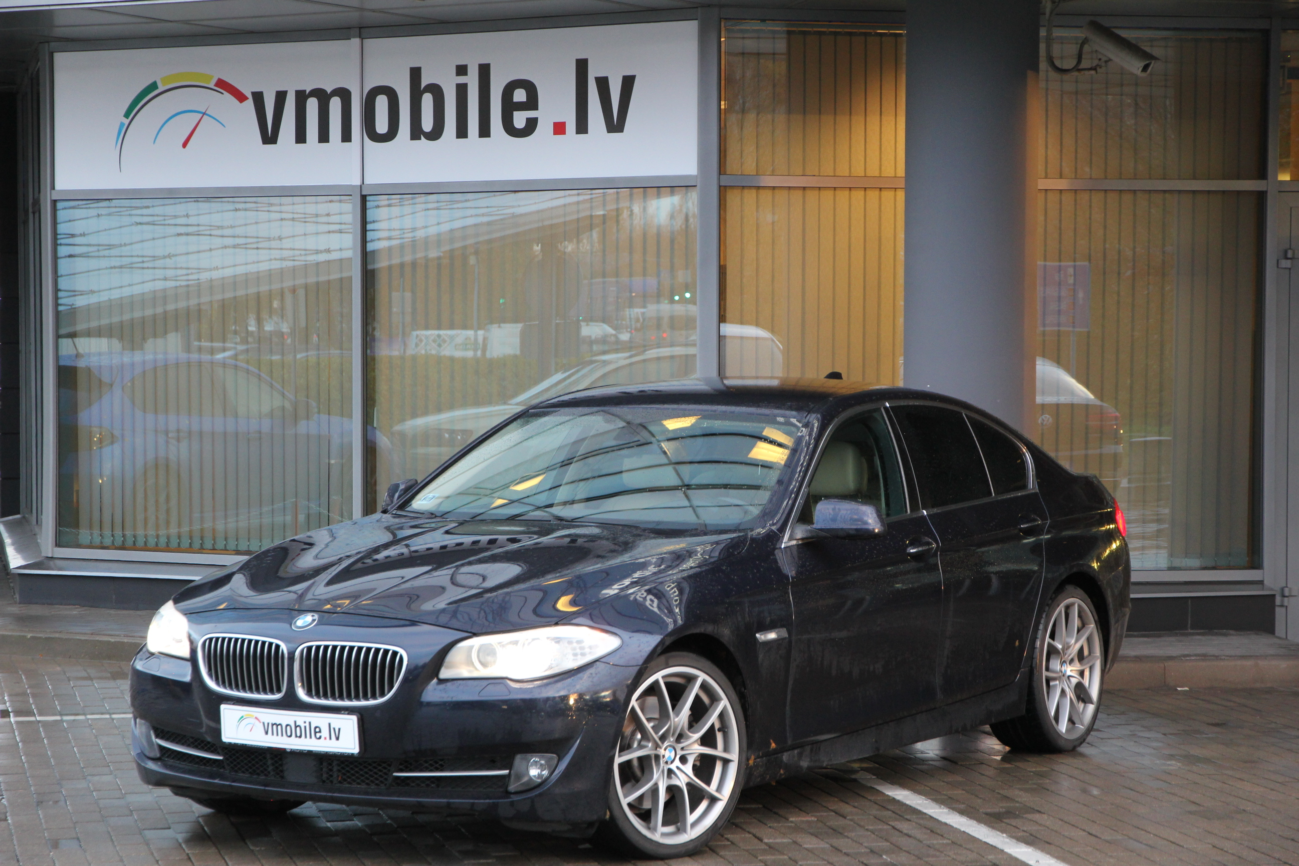 BMW 5 series 3.0d xdrive 258HP