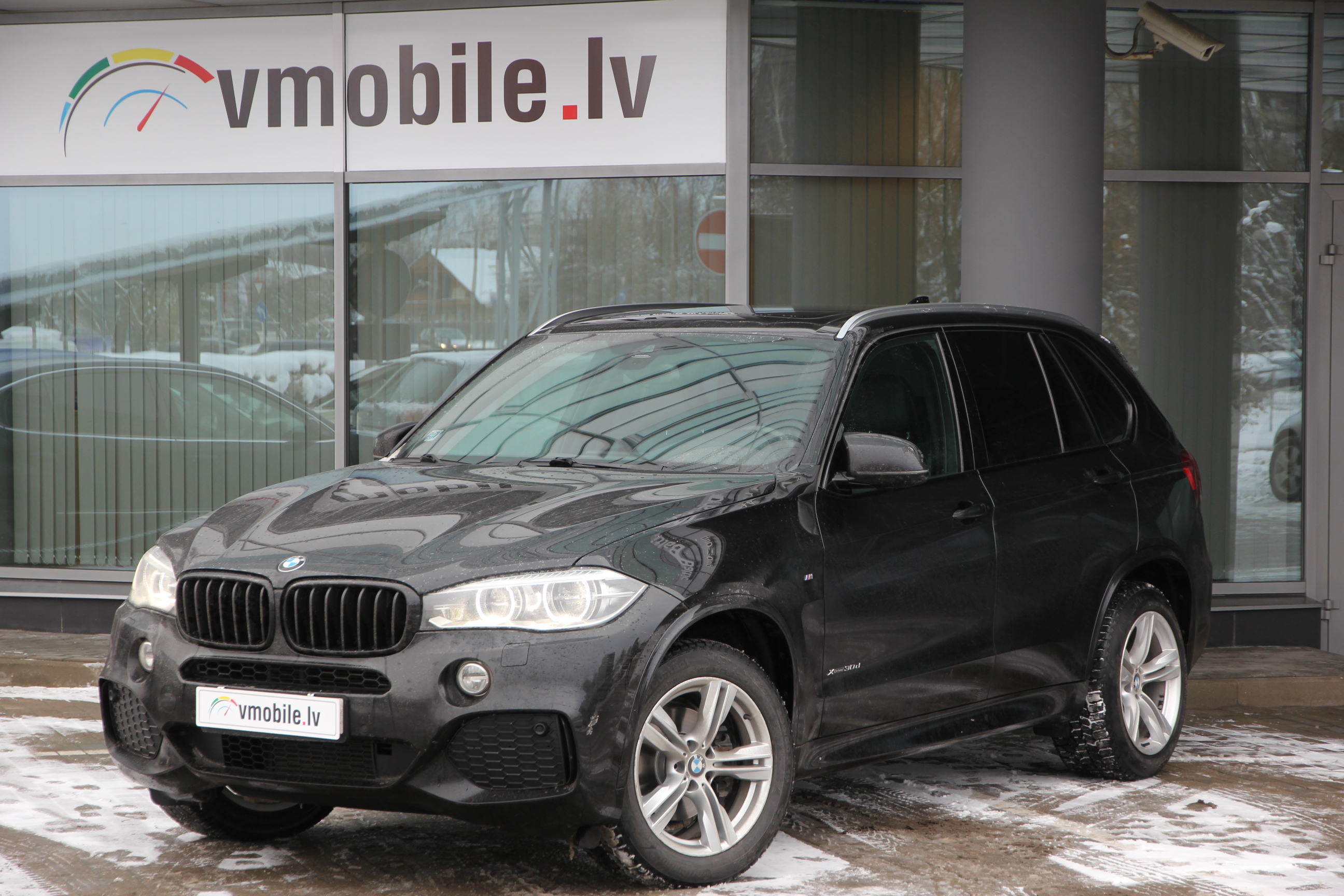 BMW X5 M SPORT PACKAGE, LED, PANORAMA, head up, keyless go, soft close, 258HP