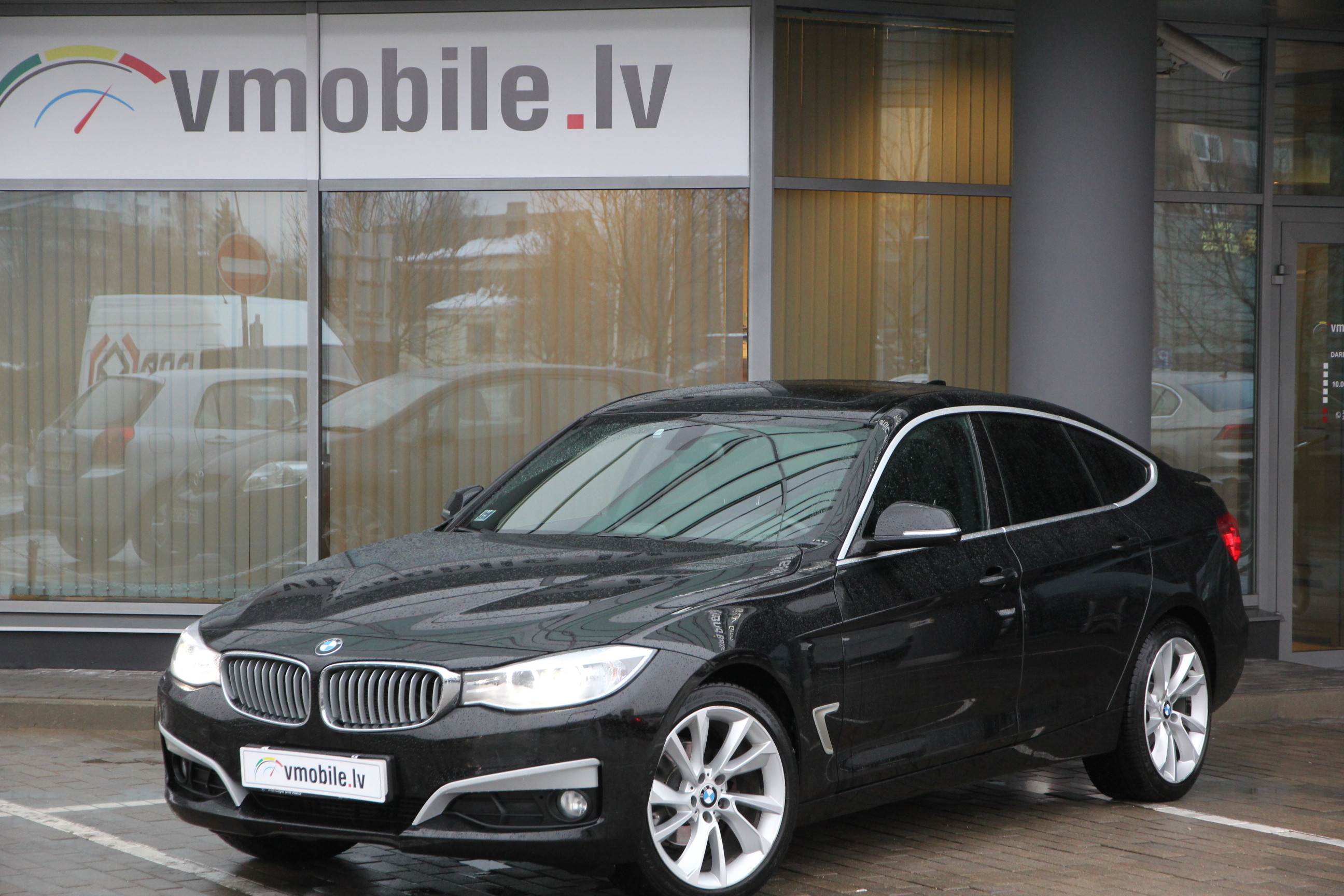 BMW 3 series GT MODERN LINE KEYLESS GO Panorama Glass Roof