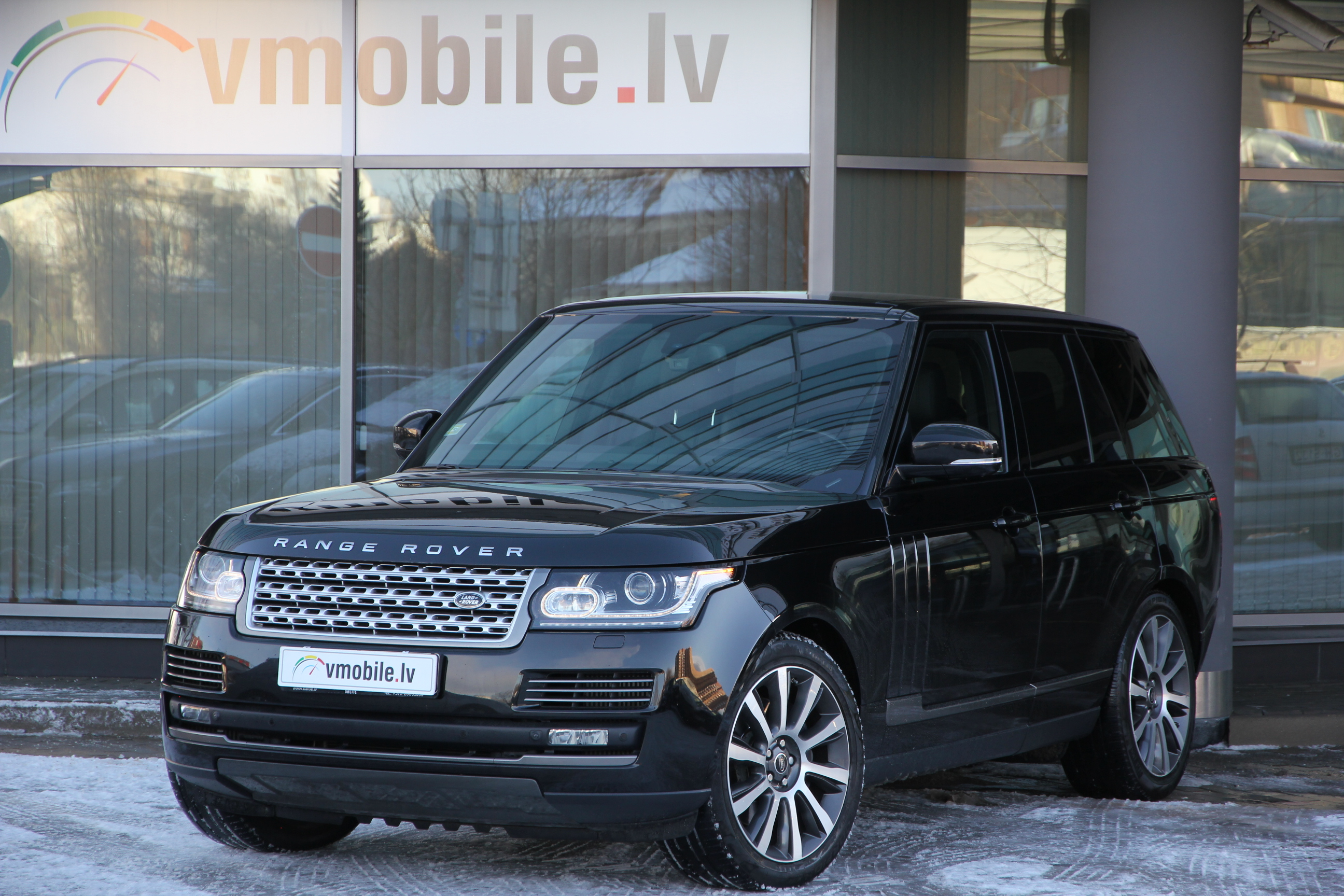 LANDROVER RANGE ROVER vogue, panorama, meridian audio, side cameras