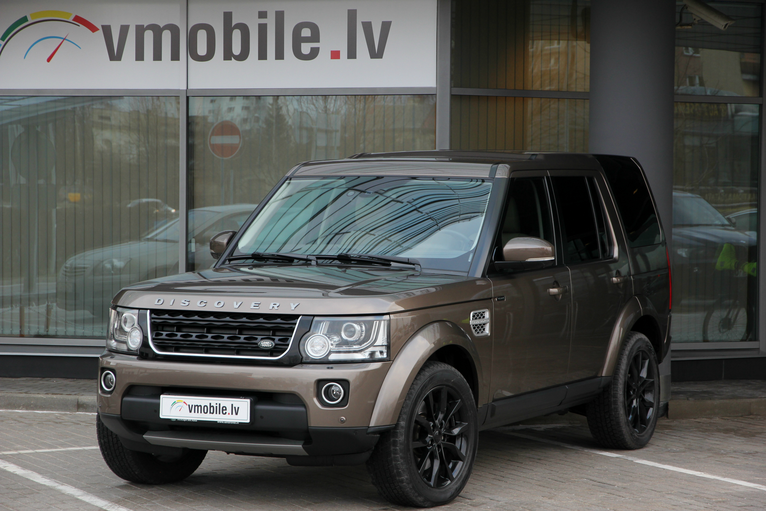 LANDROVER DISCOVERY HSE 7seats