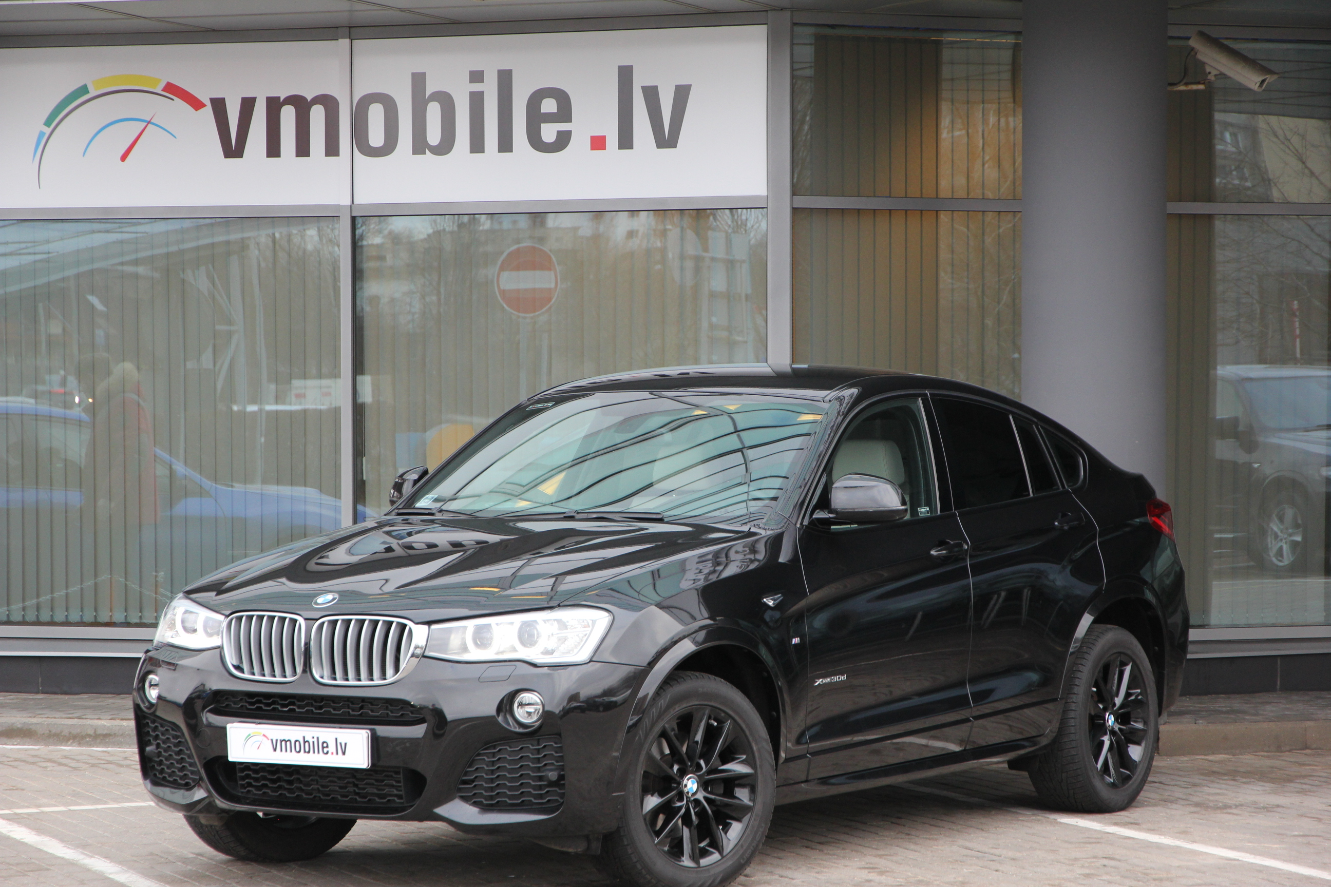 BMW X4 3.0d xdrive 258HP M SPORT PACKAGE