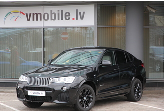 Bmw X4 30d xDrive 258 hp M
