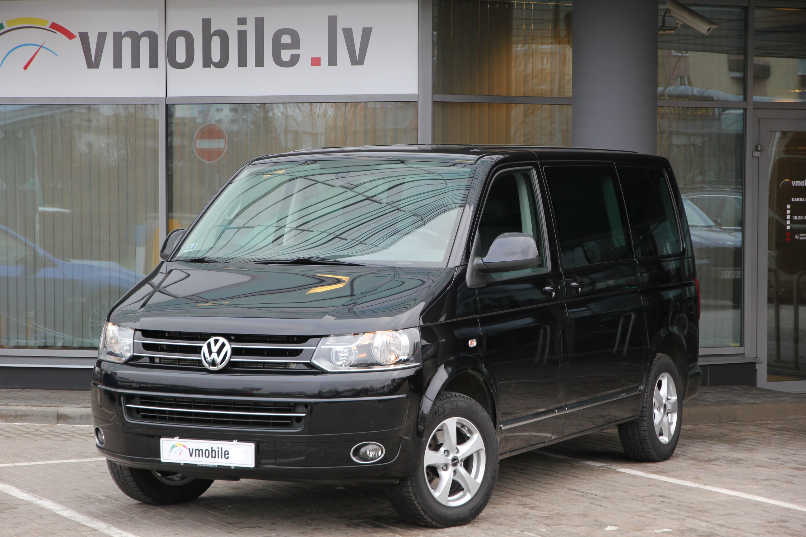 VW Multivan 2.0D HIGHLINE 140HP