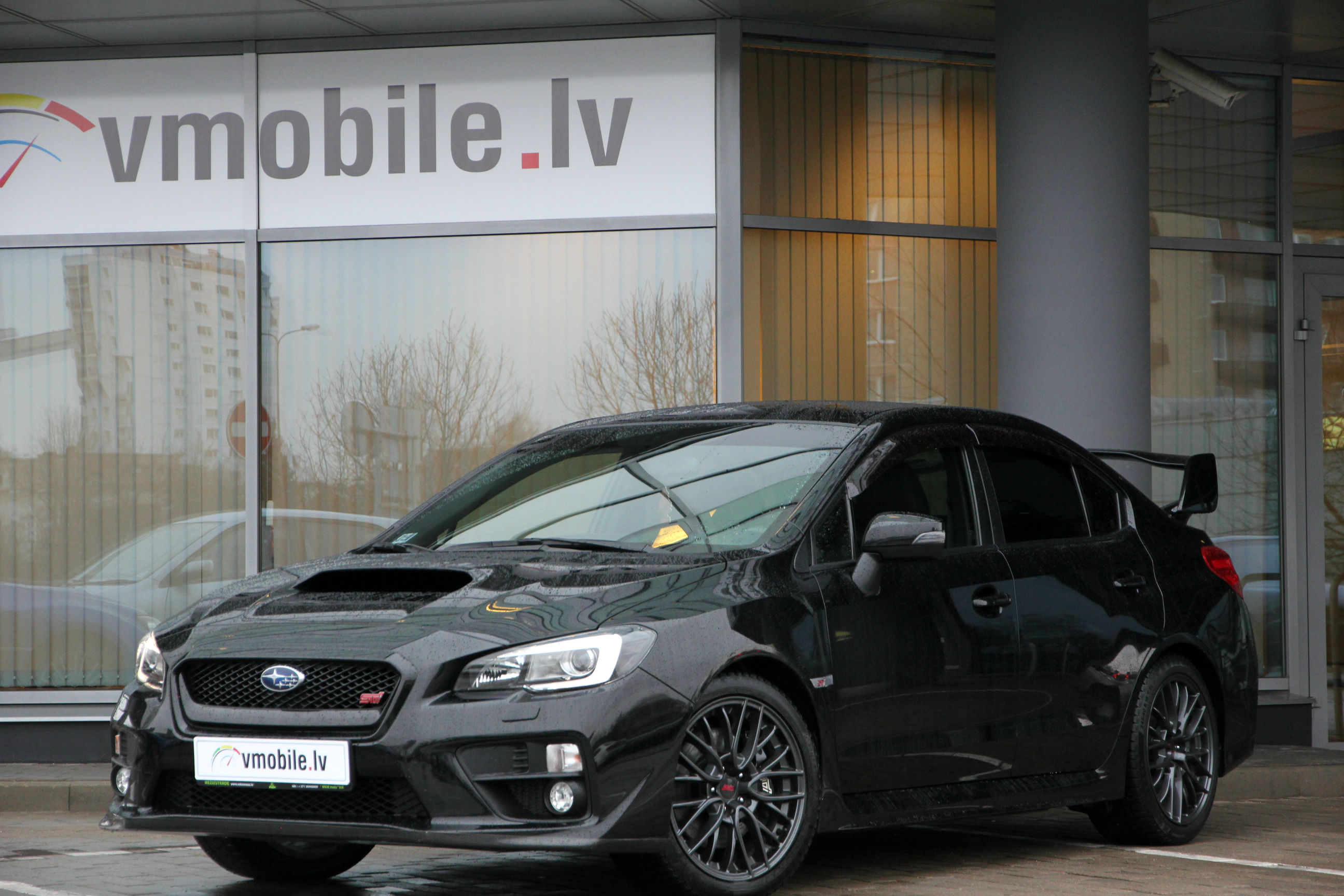 SUBARU WRX 2.5 PETROL 301HP symmetrical awd guarantee