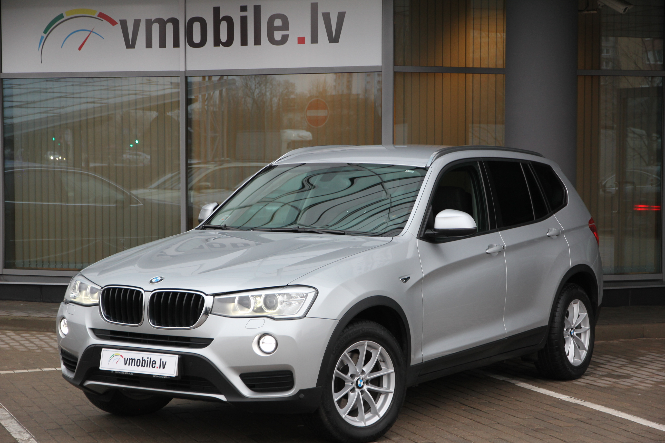 BMW X3 2.0d XDRIVE 190HP