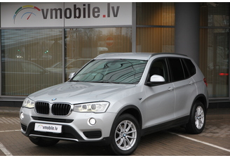 Bmw X3 20d xDrive 190hp