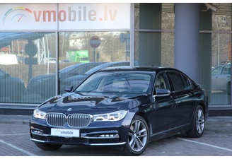 Bmw 730d xDrive Long
