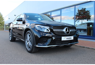 Mercedes Benz GLC 250 COUPE A...