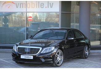 Mercedes Benz S 500 4M LONG A...