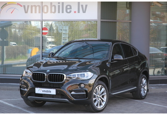 BMW X6 xDrive 30d 258hp