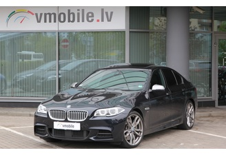 Bmw M550d xDrive 380hp