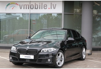 Bmw 530d Luxury Line 258hp
