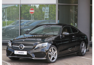 Mercedes Benz C 250d 4M COUPE...