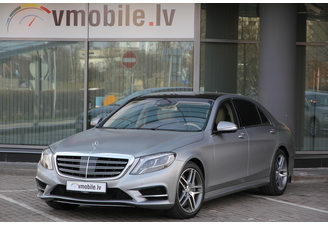 Mercedes Benz S 600 Long AMG ...