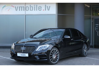 Mercedes Benz S350d Long AMG