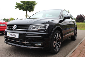 VW Tiguan R-Line Package