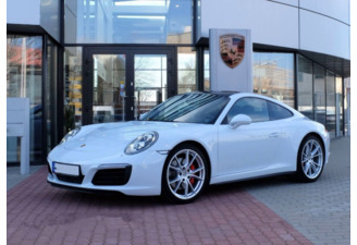 Porsche 911 Carrera 4S Coupe ...