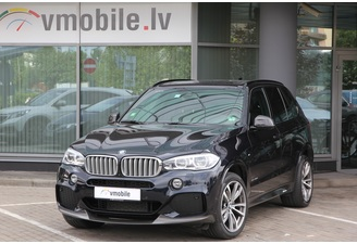 Bmw X5 40d 313hp M Package